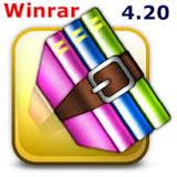 Free Download WinRAR Terbaru 4.20 (32-bit & 64-bit)
